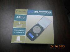 Trip digits Fuzion  PROFESSIONAL DIGITAL SCALE MTP50X0.001g