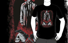 SUPERNATURAL Winchester Angel CASTIEL He Who Would Be King NEW TEEFURY T-SHIRT!!