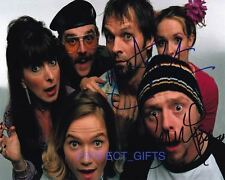 SIMON PEGG NICK FROST SIGNED PP PHOTO spaced tim mike