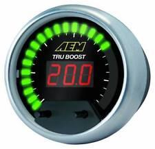 AEM TRU-BOOST - Gauge-Type Electronic Turbo Boost Controller p/n:30-4350