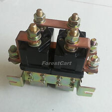 Heavy Duty Solenoid 48V 400A Reversing Contactor,for Bad Boy Buggies 616160,UTV