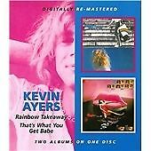 Kevin Ayers - Rainbow Takeaway/That's What You Get Babe (2011) CD NEW SPEEDYPOST