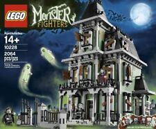 Lego Monster Fighters Haunted House 10228 Brand New Sealed