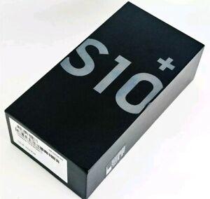 Samsung Galaxy S10+ SM-G975F 128GB  Prism Blue Unlocked (Dual SIM) UK EU New