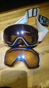 SCOTT LCG COMPACT S/M GOGGLES 277832 NEW W/EXTRA LENS