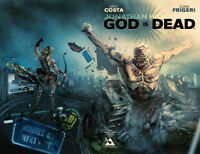 God is Dead #23 Carnage Wrap Unread New Near Mint Avatar 2013 **30