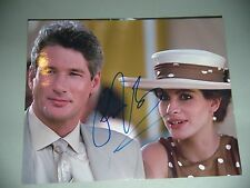 RICHARD GERE signed PRETTY WOMAN 8x10 photo JULIA ROBERTS AMERICAN GIGALO