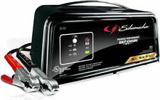Schumacher Sc1361 12V Fully Automatic Battery Charger - Black
