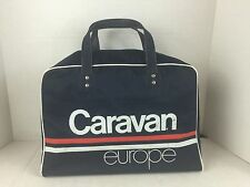 Caravan Europe retro Travel Bag                 B15