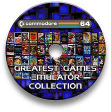 Commodore 64 10,000+ Juegos Emulador De Colección-Windows, Mac, Linux, Android
