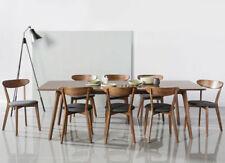 Scandinavian Solid Wood Dining Furniture Sets