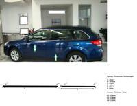 Rammschutz Zierleiste Seitenschutz Türschutz für Subaru Outback Kombi 2009-2014