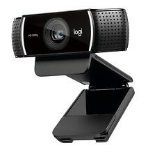 Logitech Web camera C922 Pro Stream Connect with clarity full HD free shipping