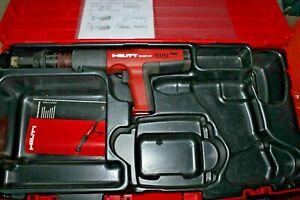 Hilti DX351 BT Powder Actuated Tool Hilti Nail Gun Threaded Stud Fixings