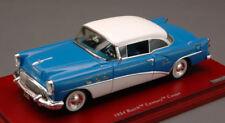 Buick Century Coupe 1954 Blue/White 1:43 True Scale Miniatures Tsm114337 Diecast