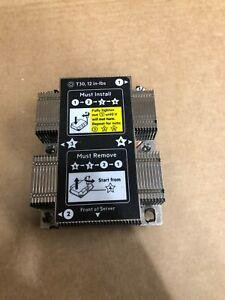 HP SCREW DOWN STANDARD HEATSINK FOR DL360 G10. (872452-001)