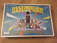 DESTINATION JUNIOR LONDON 2012 SPORTS OLYMPICS BOARD GAME BNIB