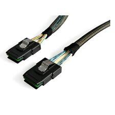 Startech.com Sas8787100 Minisas Cable W/sidebands Sff8087 1m