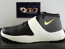 Nike Ultra XT PRM QS NFL tg. UK 11 EUR 46 Black Grey Gold 840213 001 NUOVI