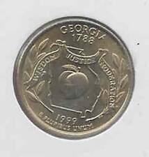 Amerika quarter 1999 P Unc - Georgia