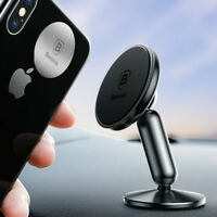 BASEUS Rotary Strong Magnetic Dashboard Car Mount For iPhone 8 / 8 Plus / X
