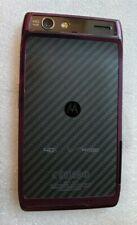 Motorola XT912 Droid Razr 16GB Purple (Verizon) USED/WORKING Smartphone