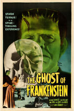 "The Ghost of Frankenstein Movie Poster Replica 13x19"" Photo Print"