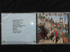 RARE CD GREG KIHN / LOVE AND ROCK AND ROLL /