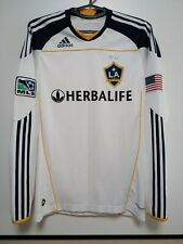 SIZE S LOS ANGELES GALAXY 2010-2011 PLAYER ISSUE HOME FOOTBALL SHIRT JERSEY