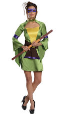ADULT SEXY DONATELLO NINJA TURTLE COSTUME SIZE LARGE