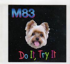 (IK849) M83, Do It Try It - 2016 DJ CD