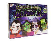 Bambini Bimbi Faccia Halloween vernice e horror make Up Set Con FX & oggetti di scena R650379