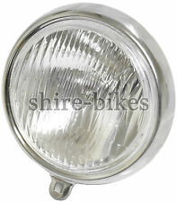 Reproduction 6V Head Light suitable for use with Honda Dax ST70 Chaly CF50