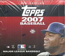 2007 Topps Factory Sealed Series 2 Jumbo Baseball Box  Alex Gordon RC ??