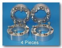 "4 Pcs Wheel Spacer 5550-5550E -Thickness:2"" ID/OD 108/176mm Fits Dodge Ford Jeep"