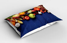 Récolte Taie d'oreiller Fruits frais bio