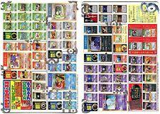 JUMBO POKEMON Neo Discovery CoroCoro PROMO JAPANESE Card CHECKLIST UMBREON etc..