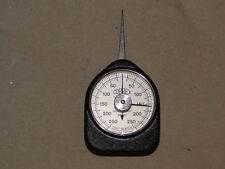 Correx Zugkraftanzeiger Zugkraftmessgerät Dynamometer 250G Federkraftprüfgerät