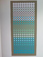 Josef Albers Original Silkscreen Folder XII-2 Interaction of Color 1963