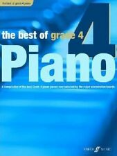 The Best Of Grade 4 Piano By Faber Music Ltd