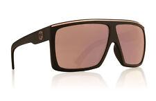 720-2213 Dragon Fame Matte Black With Rose Gold Lens Sunglasses Large fit