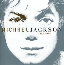 Michael Jackson - Invincible [New CD]