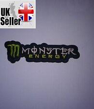 Monster Hierro-Encendido/Sew-On para motociclista bordada parche