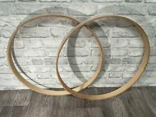 """More details for mapex bass drum 22"""" wooden hoops rims hardware tension"""