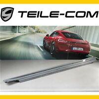 -40% Porsche Panamera G2/971 Sport Design Schwellerblende/kurzer Radstand RECHTS