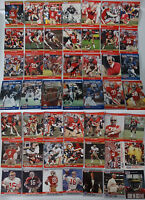 1990 Pro Set Series 1 & 2 Update San Francisco 49ers Team Set 49 Football Cards