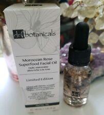 ~Bnib~ Dr Botanicals Moroccan Rose Superfood Facial Oil ☆Free Shipping 1.01flozs