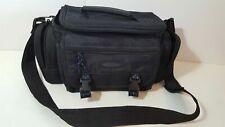 Samsonite Camera Camcorder Accessories Bag 809BK Black Shoulder Strap