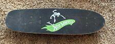 Hot Wheels 27 x 7.5 Inch Skateboard Bravo Sports Skeleton Slate Board