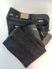 New Armani Exchange A/X J13 Slim Black Denim 28R 30R 33R 38R